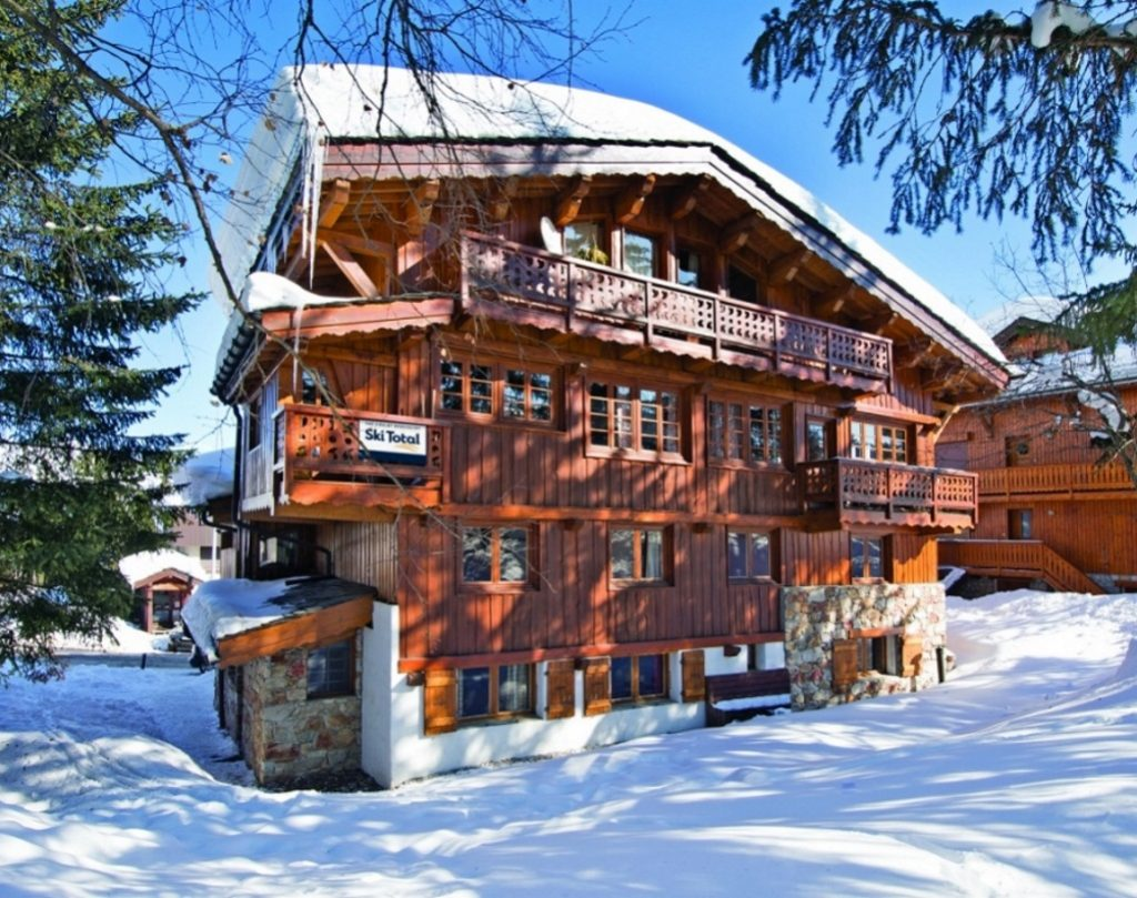 Chalet Elan in Courchevel 1850 featured