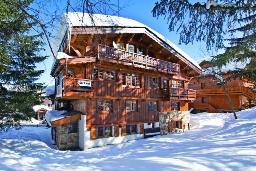 Chalet Elan in Courchevel 1850