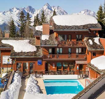 Chalet Grand Chardon in La Plagne (2)