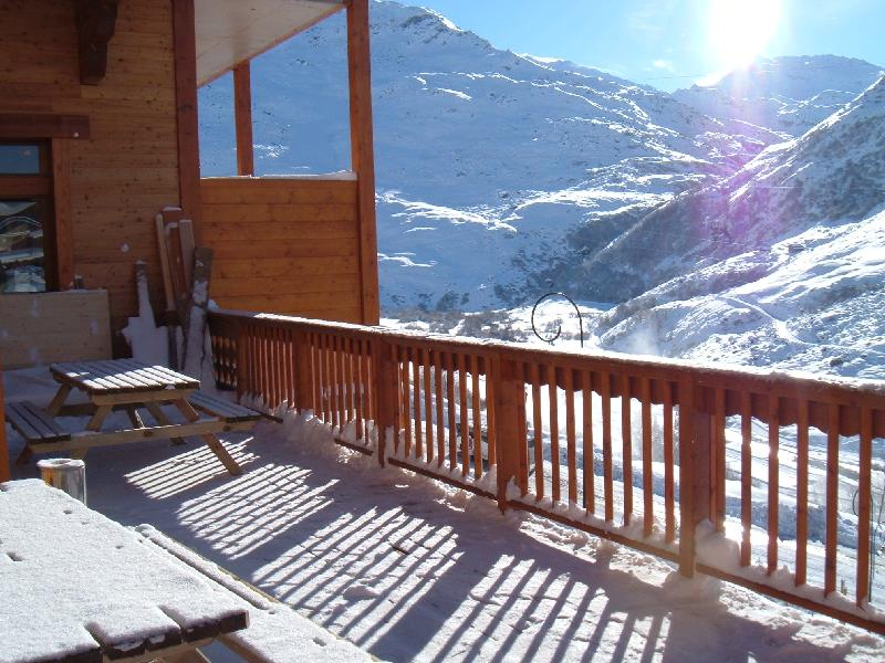Chalet Hayley in Les Menuires (1)