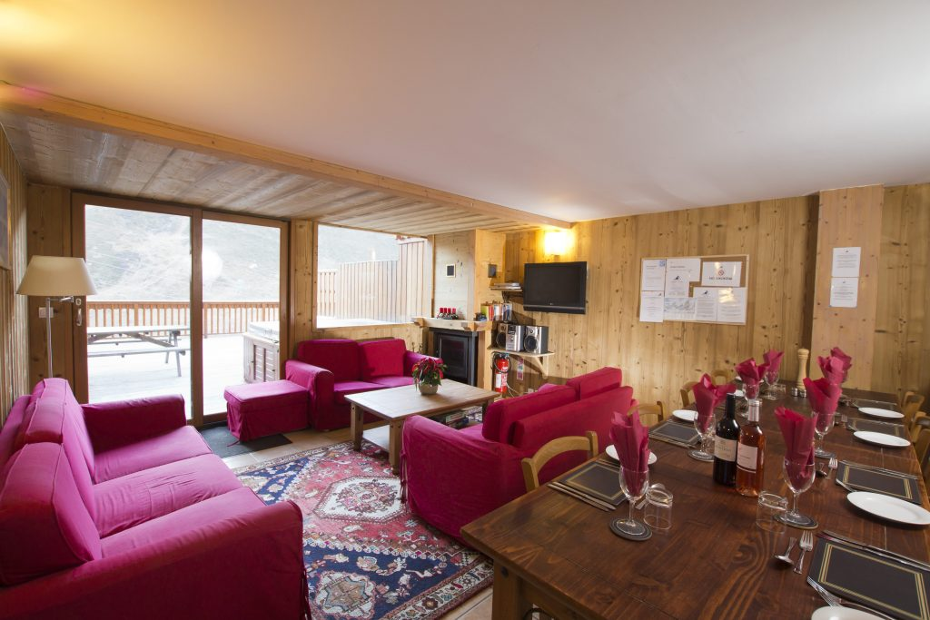Chalet Hayley in Les Menuires (19)