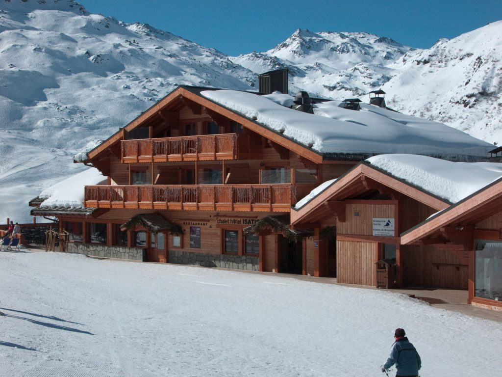 Chalet Hayley in Les Menuires (8)