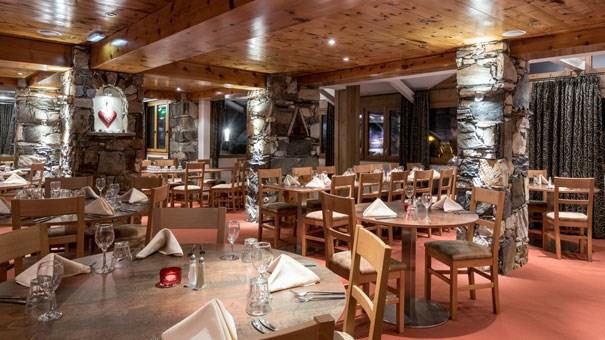 Chalet Hotel Aiguille Percée in Tignes (11)