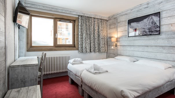 Chalet Hotel Aiguille Percée in Tignes (5)