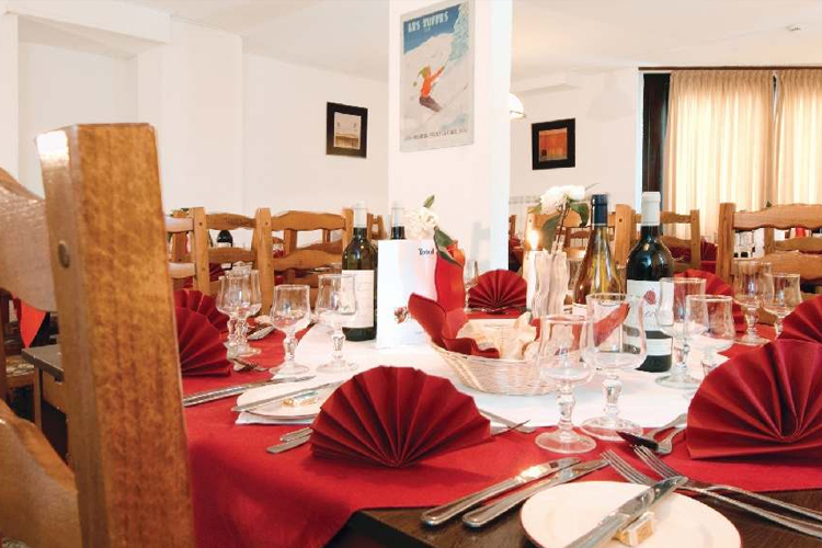 Chalet Hotel Champs Avalins in Val d'Isere (4)