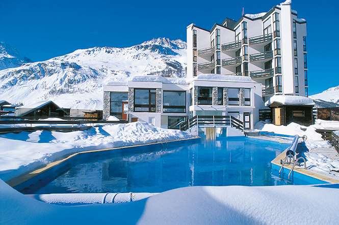 Chalet Hotel Le Val d'Isère in Val d'Isère (1)