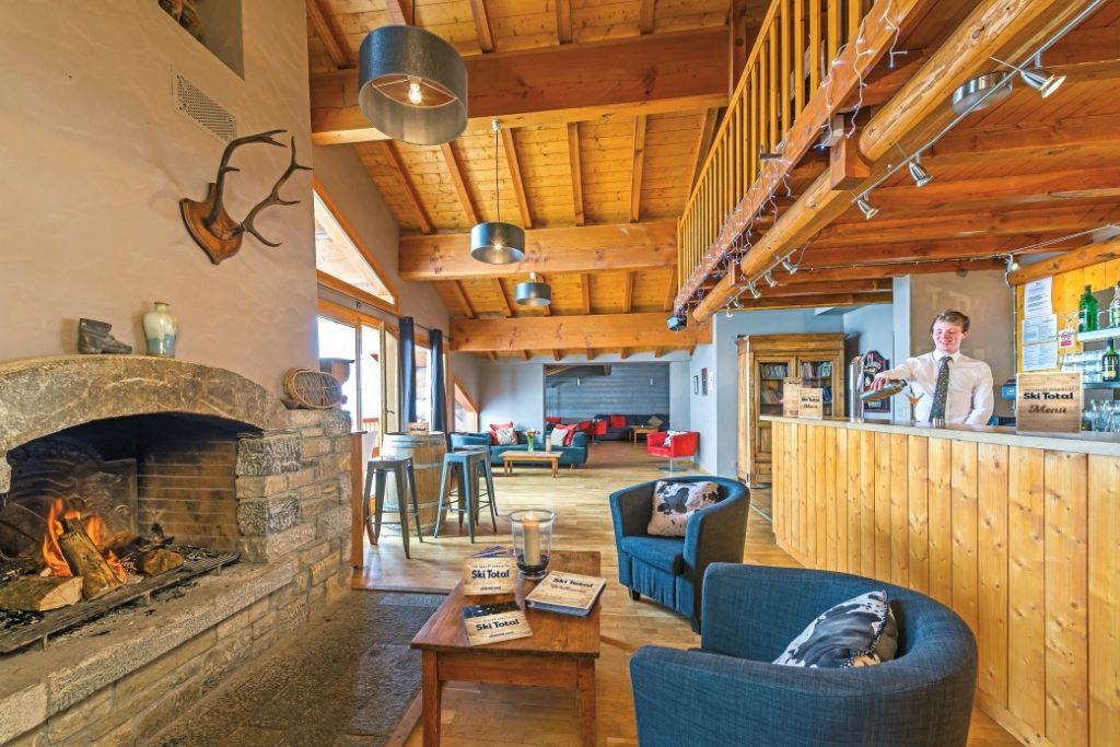 Chalet Hotel Rosset in Tignes (2)