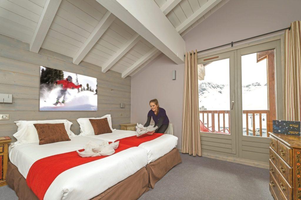 Chalet Hotel Rosset in Tignes (3)