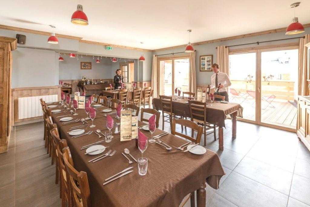 Chalet Hotel Rosset in Tignes (4)