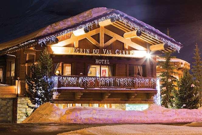 Chalet Hotel l'Ecrin in Tignes (1)