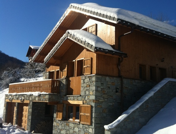 Chalet L'Erine in Meribel (13)