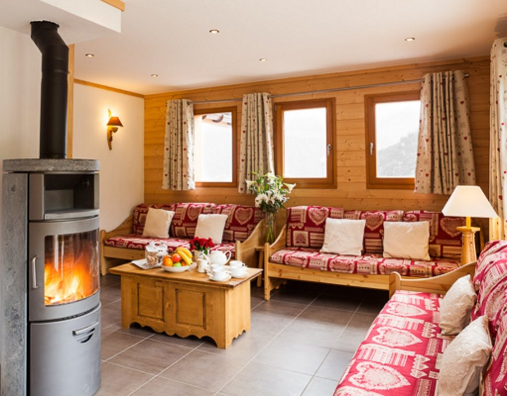 Chalet L'Erine in Meribel (6) featured