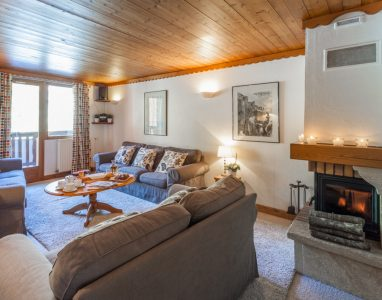 Chalet La Vieille Scierie in Meribel (2) featured