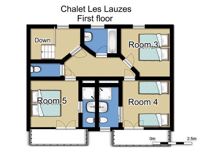 Chalet Les Lauzes in Avoriaz (6)