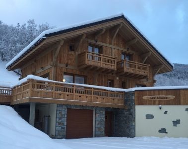 Chalet Les Sauges in Meribel (12) featured