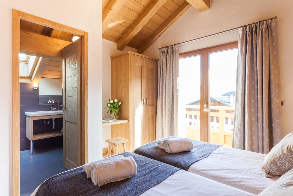 Chalet Les Sauges in Meribel (2)