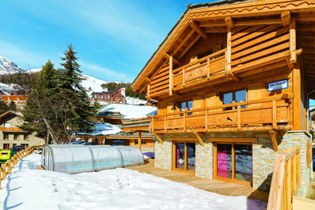 Chalet Loup Blanc in Les Deux Alpes (1)