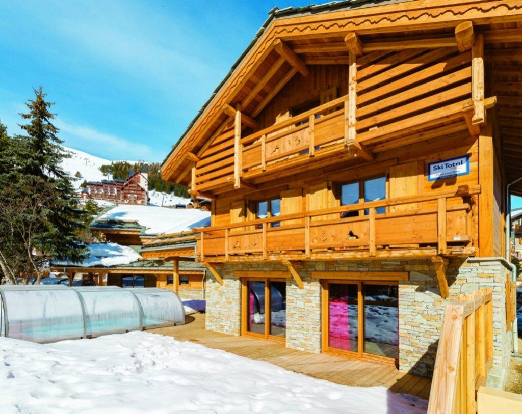 Chalet Loup Blanc in Les Deux Alpes (4) featured