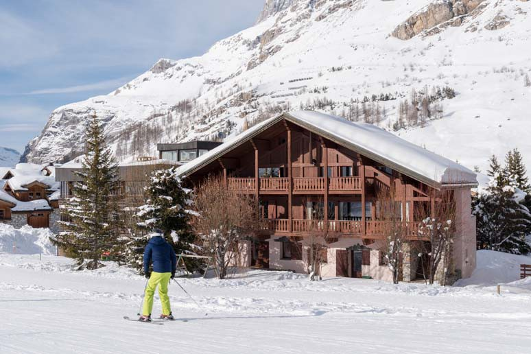 Chalet Maison Rose in Val d'Isere 1