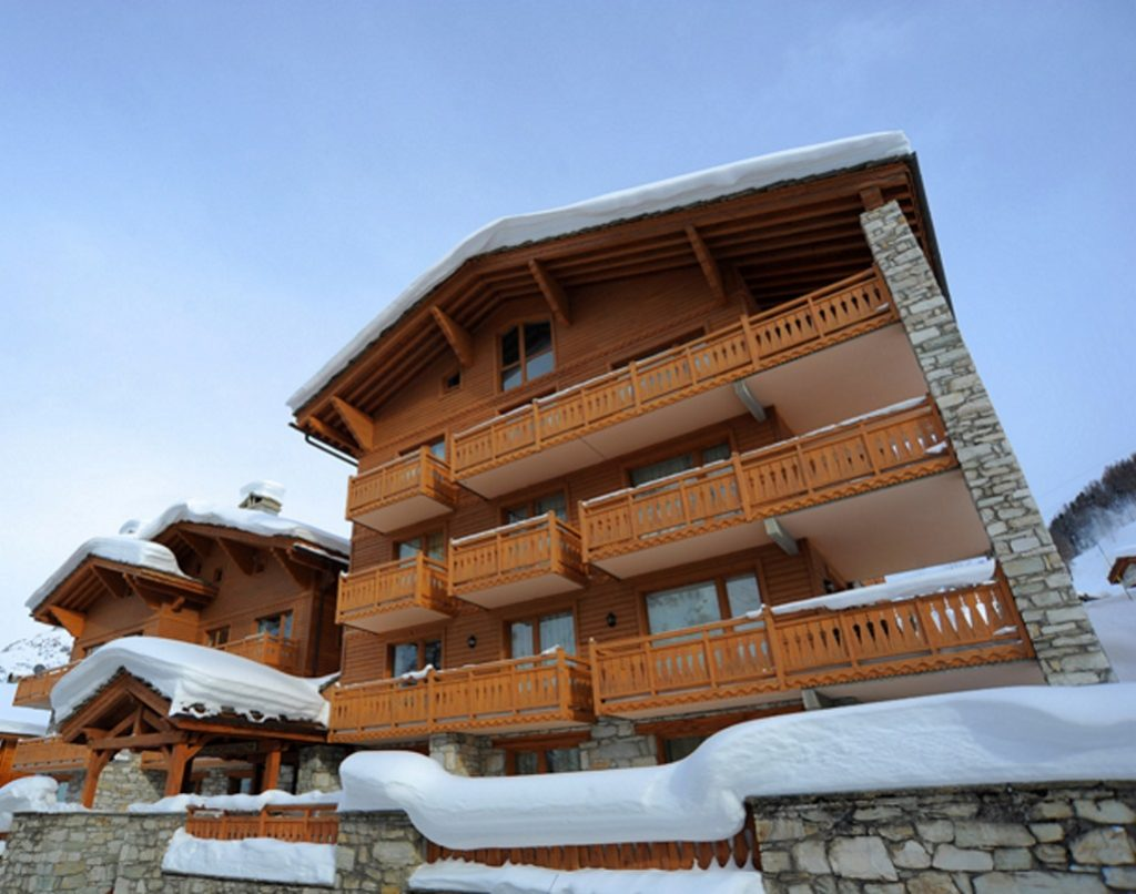 Chalet Nadine in Val d'Isere (1) featured