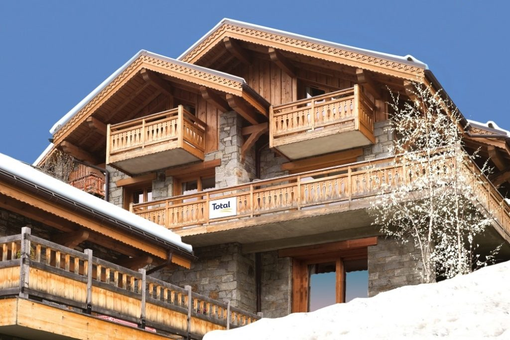 Chalet Oxalys in Meribel (1)