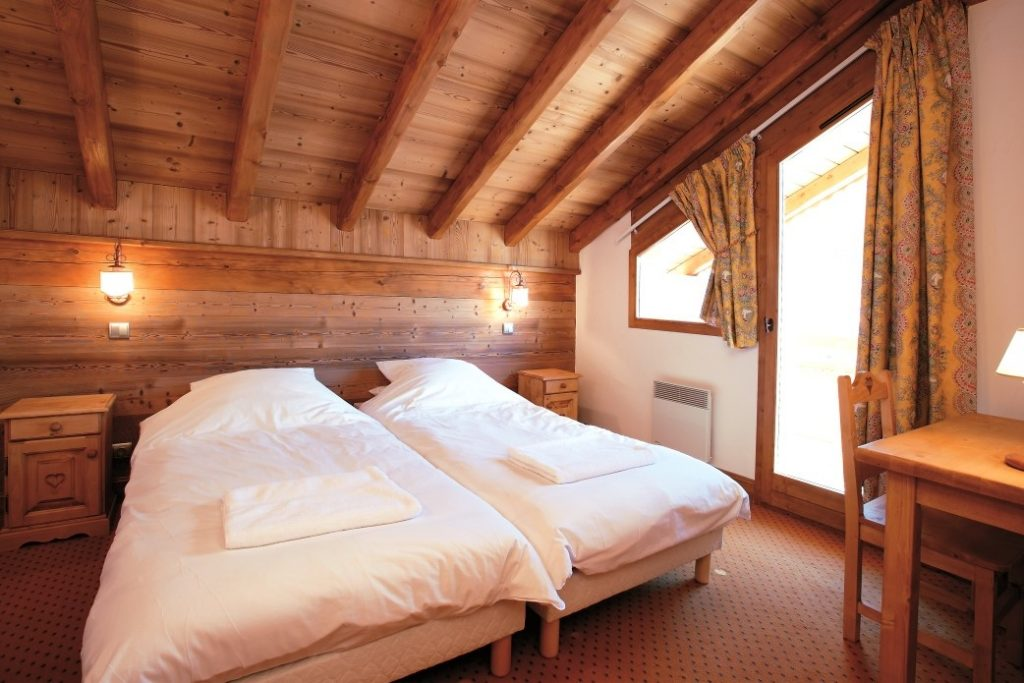 Chalet Oxalys in Meribel (2)