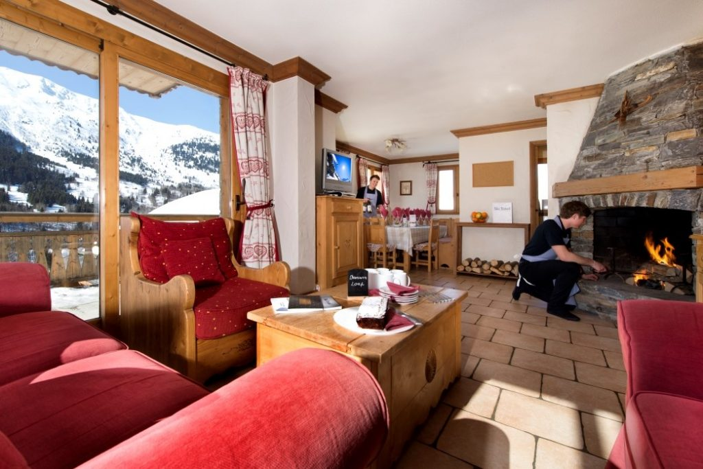 Chalet Oxalys in Meribel (3)