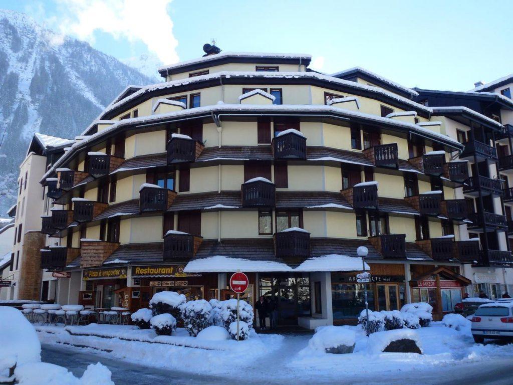 Chalet Paradis in Chamonix (1)