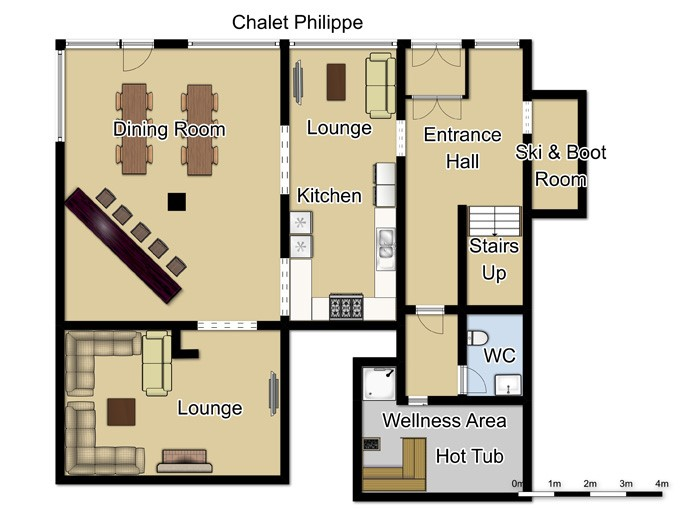 Chalet Philippe in Alpe d Huez (4)