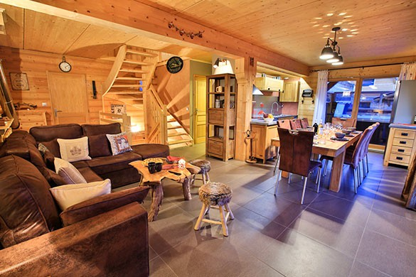 Chalet Rebeque in Alpe d'Huez (5)