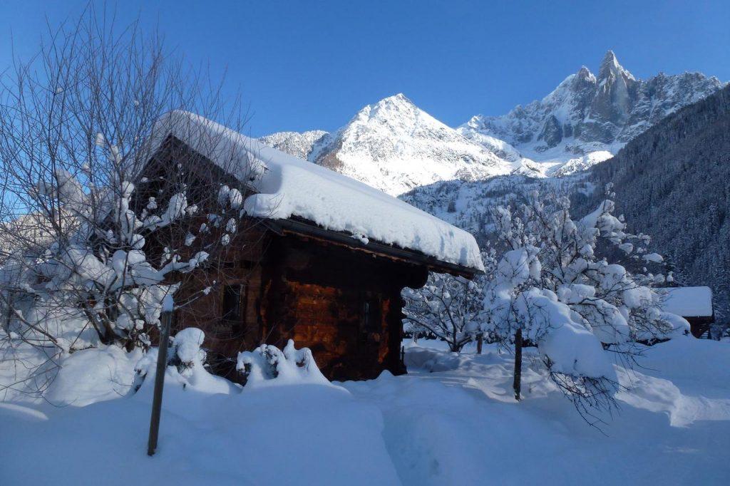 Chalet Sepia in Chamonix (1)