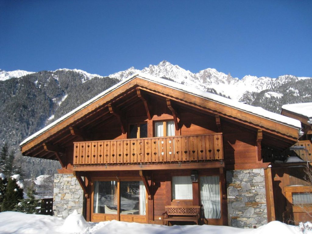 Chalet Serac in Chamonix (1)