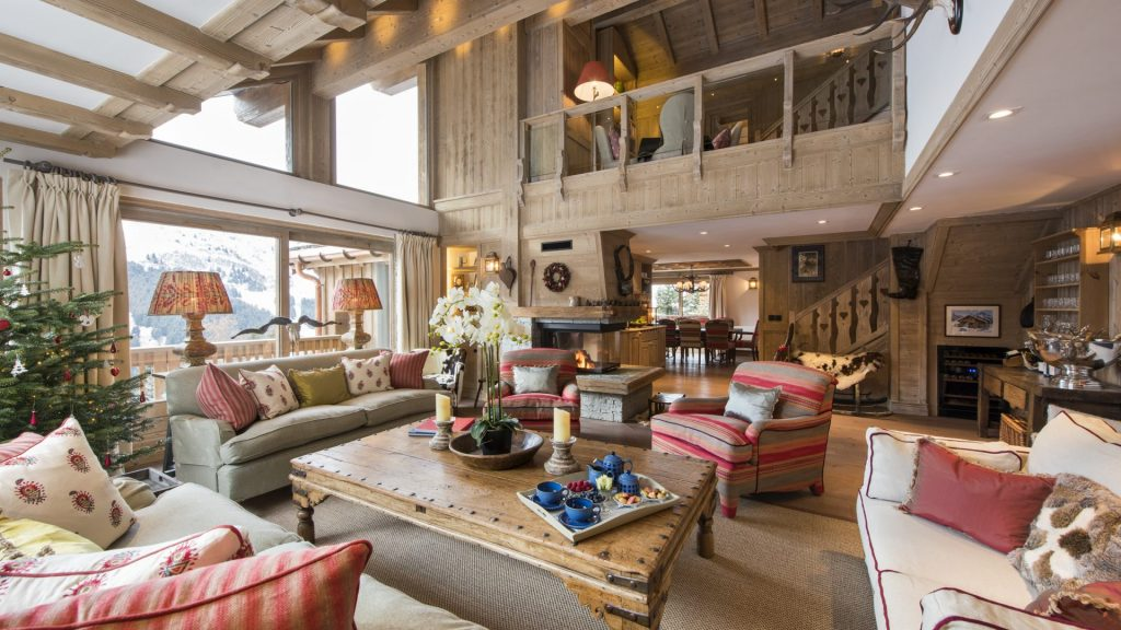 Chalet Valentine in Meribel (11)