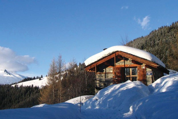 Chalet Yves in Les Arcs (2)