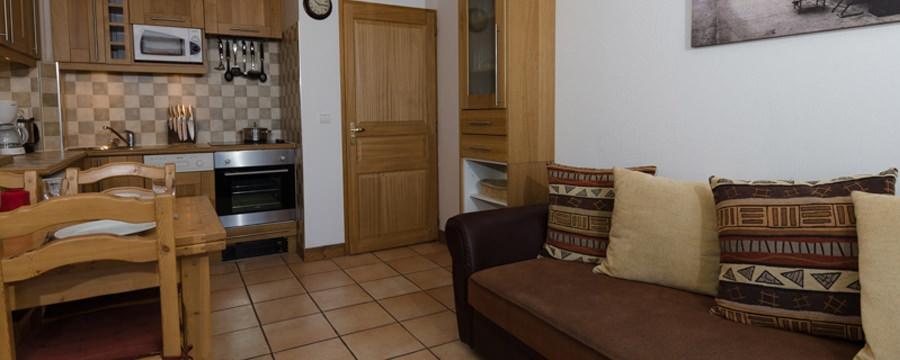Chalets de Montalbert 14B in La Plagne (4)