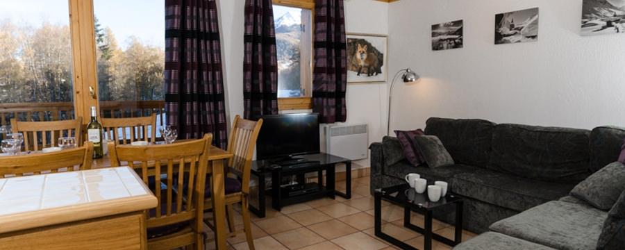 Chalets de Montalbert 31A in La Plagne (1)