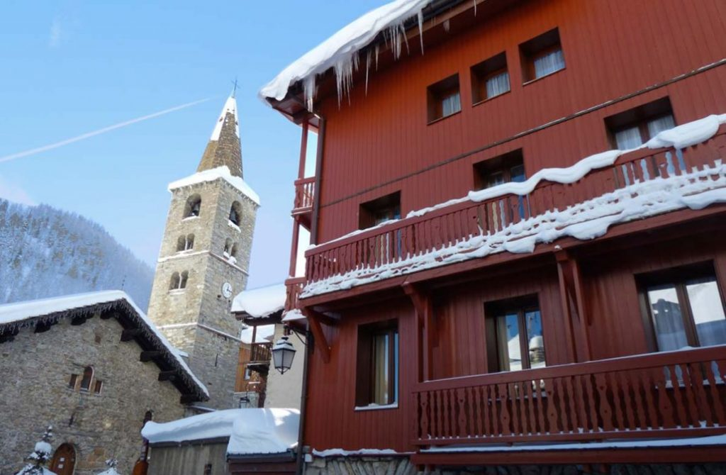 Hotel Les Chardons in Val d'Isere (12)