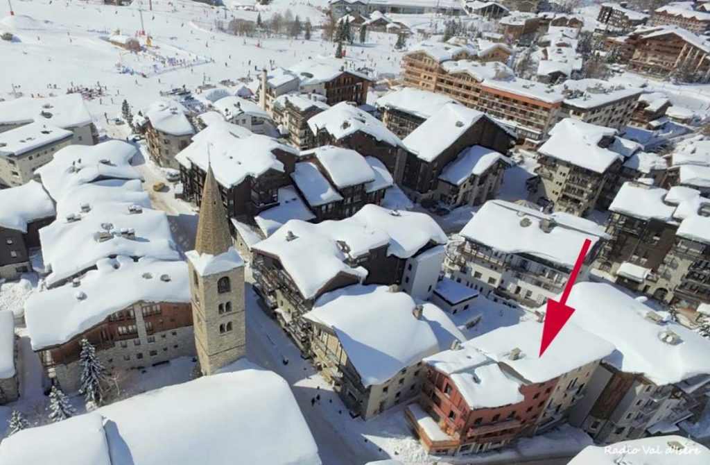 Hotel Les Chardons in Val d'Isere (5)