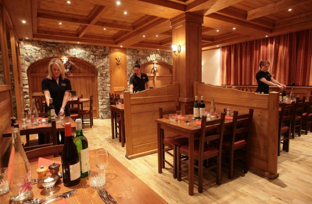 Hotel Les Chardons in Val d'Isere (9)