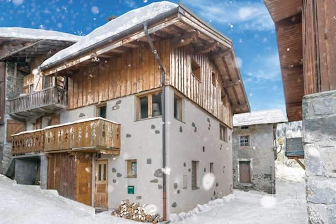Chalet Castor in Meribel (1)