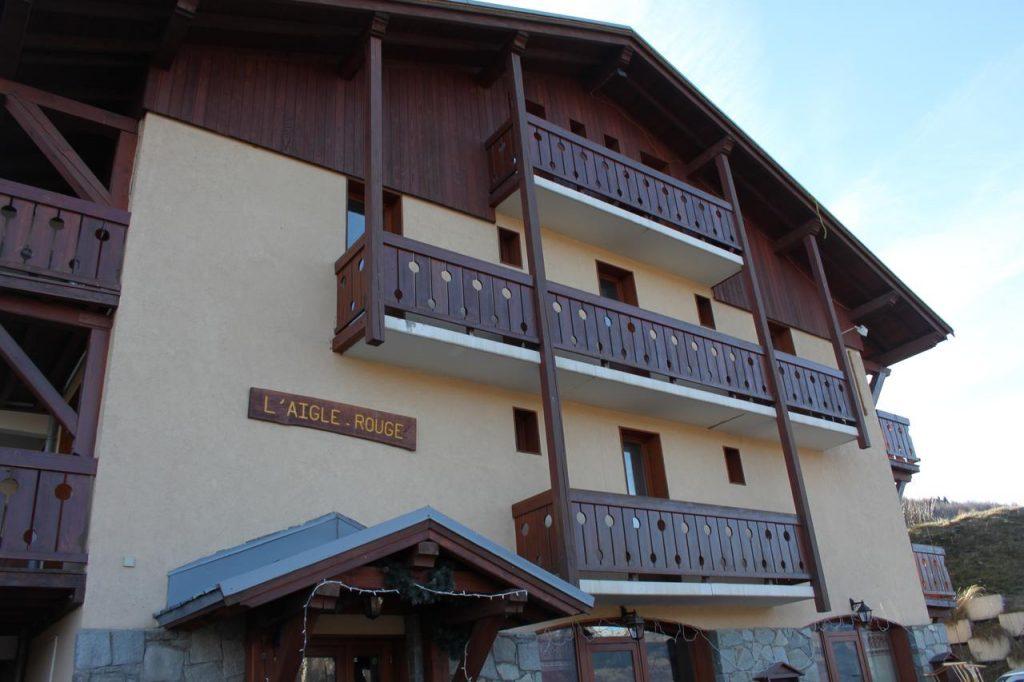 Hotel Aigle Rouge in La Plagne (2)
