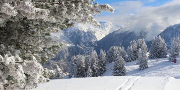 La Tania Ski Resort (2)