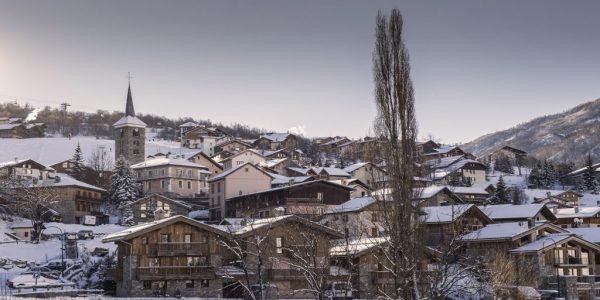 St Martin de Belleville Ski Resort (2)