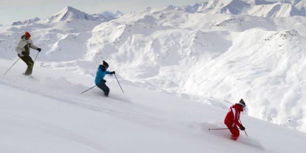 St Martin de Belleville Ski Resort (5)