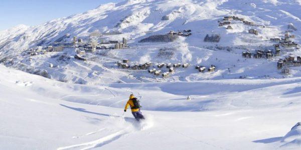 St Martin de Belleville Ski Resort (7)