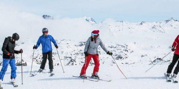 St Martin de Belleville Ski Resort (8)