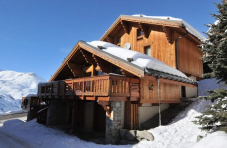 Chalet Flocon Des Neiges in Les Ménuires (1)