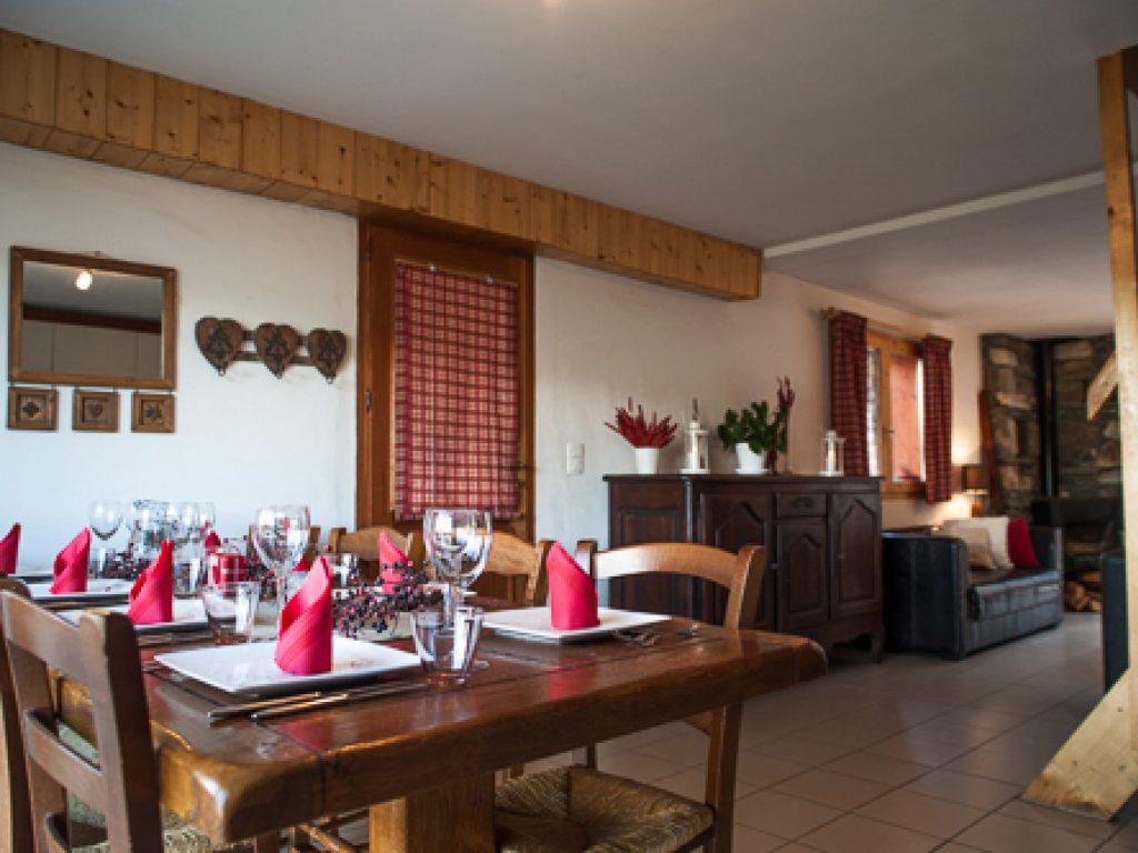 Chalet La Vieille Grange in La Plagne Les Coches (3)