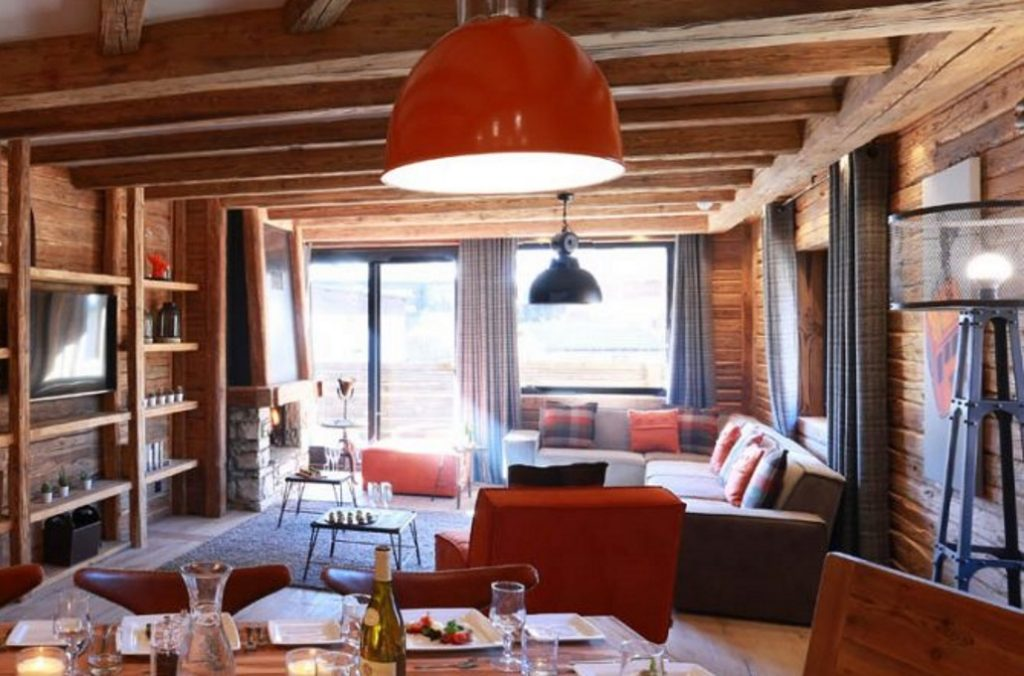 Chalet Pic Noir in Val d'Isere (6)