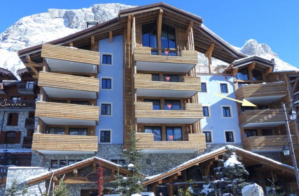 Chalet Ptarmigan in Val d'Isere (1)